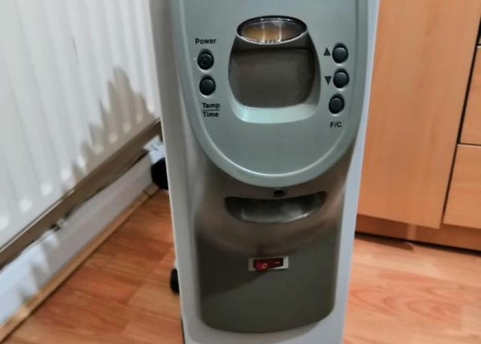 Electric radiator - 1