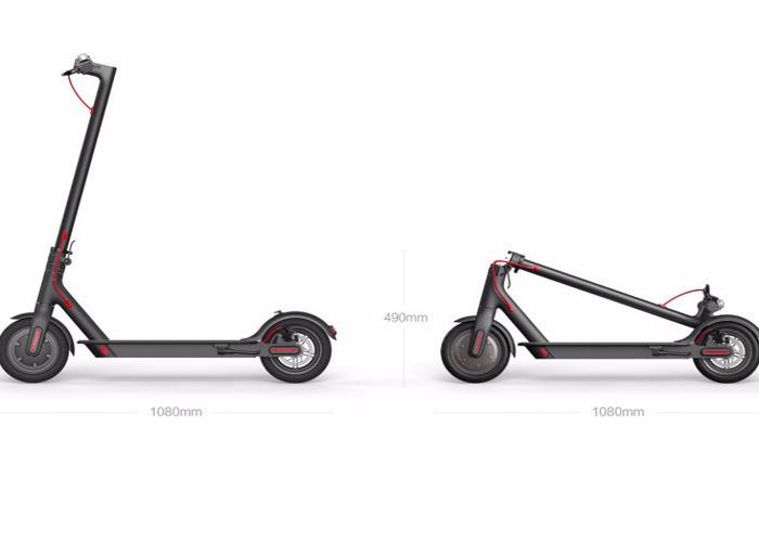 Electric Scooter EU Version - Xiaomi M365 Folding (No.2) - 2