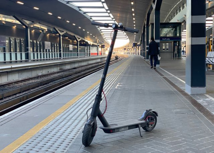 Electric Scooter   Xiaomi M365 - 1