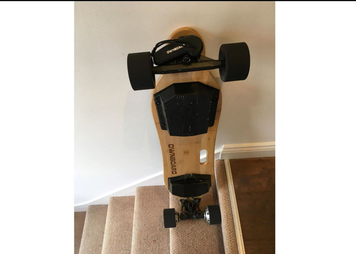 Electric Skateboard/Longboard 40km/h Ownboard like Boosted Board - 2