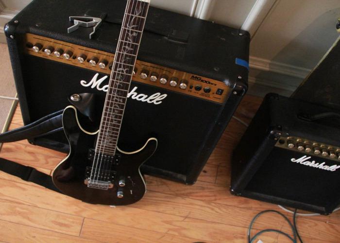 Electric WSL Guitar - 1