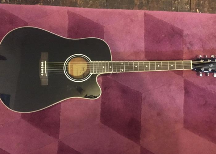 Electro Acoustic Guitar - 1