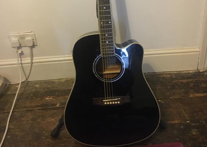 Electro Acoustic Guitar - 2