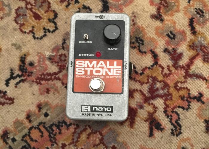 Electro Harmonix Small Stone Phaser  - 1