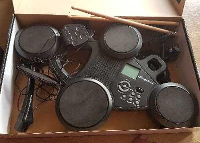 Electronic drum kit  - 1