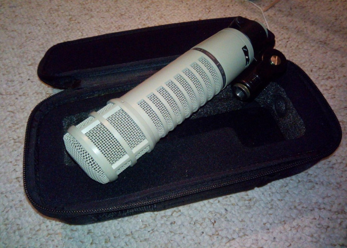Electrovoice EV RE-20 Microphone - 1