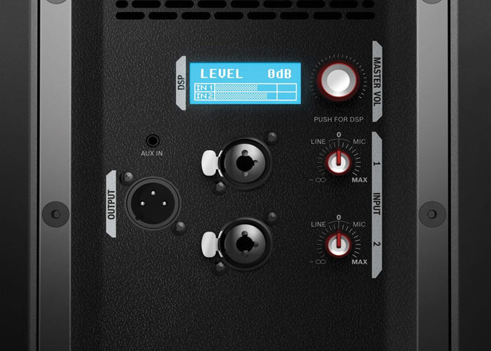 SPEAKER  PA Electrovoice ZLX 12P 1000w PA Active speaker SINGLE - 2