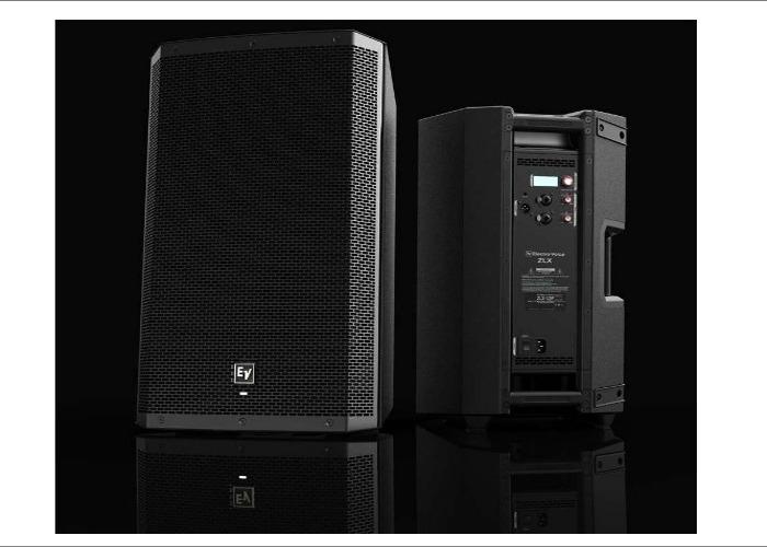SPEAKER  PA Electrovoice ZLX 12P 1000w PA Active speaker SINGLE - 1