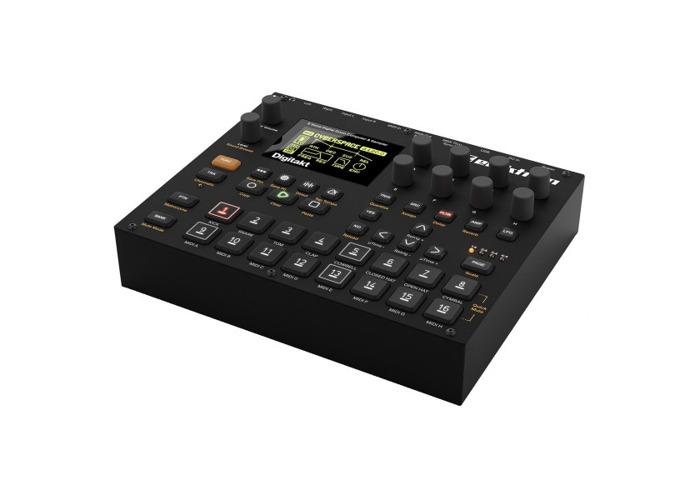 Elektron Digitakt 8 Voice Digital Drum Machine & Sampler - 1