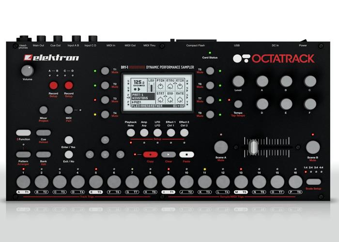 Elektron Octatrack Dps1 - 1