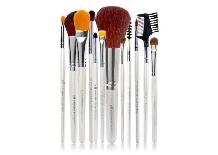 E.l.f. Cosmetics 12 Piece Brush Set - 2