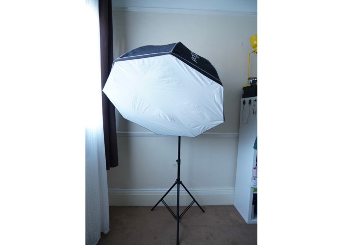 "Elinchrom Rotalux Deep Octabox (100cm / 39"") Light Defuse - 2"