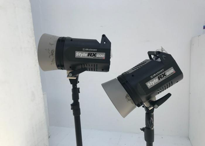 Elinchrom Style RX600 - 1