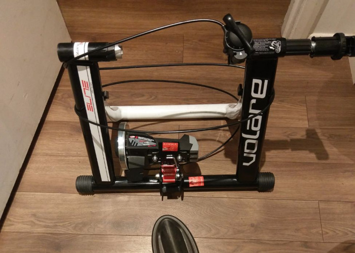 Elite Volare Indoor bike Turbo trainer - 1