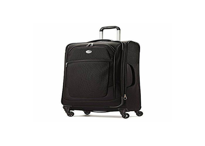 Elle suitcase with four wheels - 1