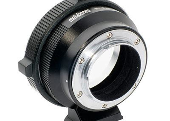 E-mount to PL Adapter - 1