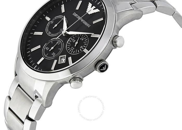 EMPORIO ARMANI Classic Watch Chronograph Men's AR2434 - 2
