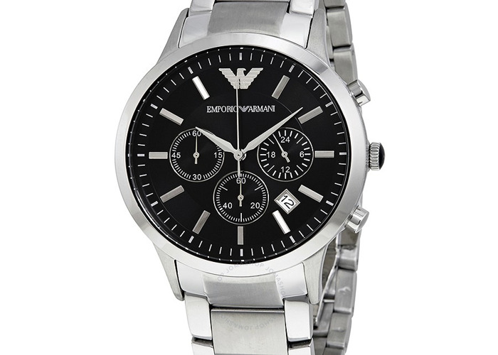 EMPORIO ARMANI Classic Watch Chronograph Men's AR2434 - 1
