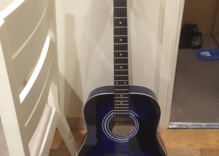 Encore Acoustic Guitar  - 1