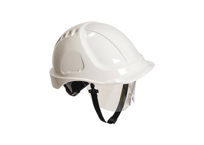 Endurance Plus Helmet (MM)  White    R - 1