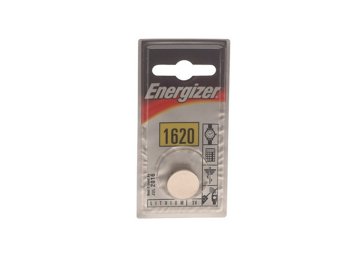 Energizer S341 CR1620 Coin Lithium Battery Single - 1
