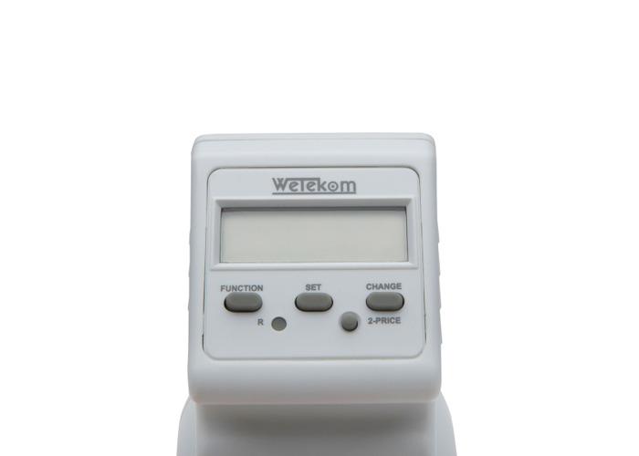 Energy cost meter - 1