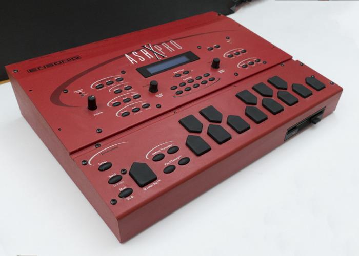 Ensoniq ASR-X Pro vintage sampler / synth - 1