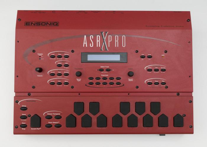 Ensoniq ASR-X Pro vintage sampler / synth - 2