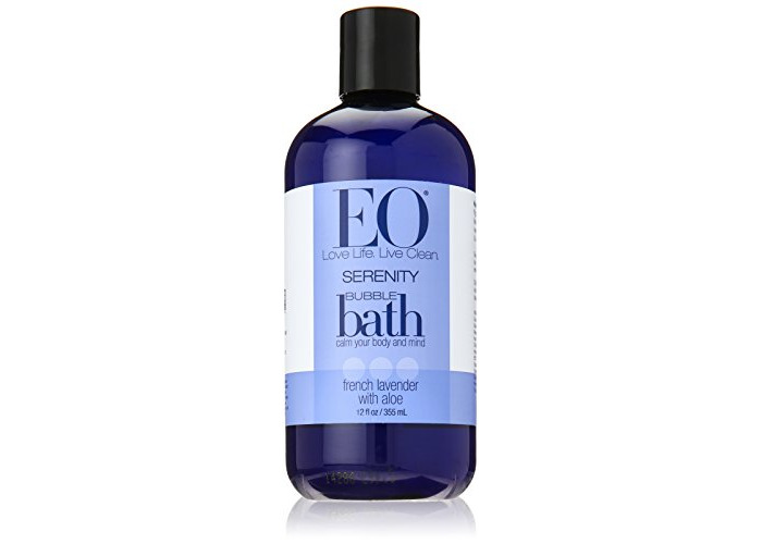 EO Products French Lavender Bath Suds 360 ml - 1