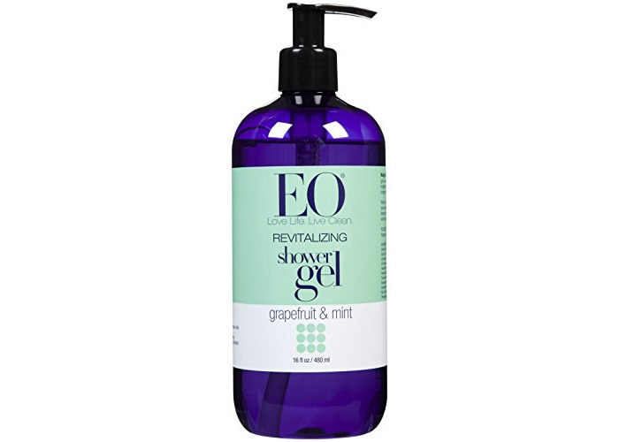 EO Products Shower Gel - Grapefruit & Mint - 16 oz - 1