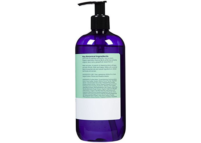 EO Products Shower Gel - Grapefruit & Mint - 16 oz - 2