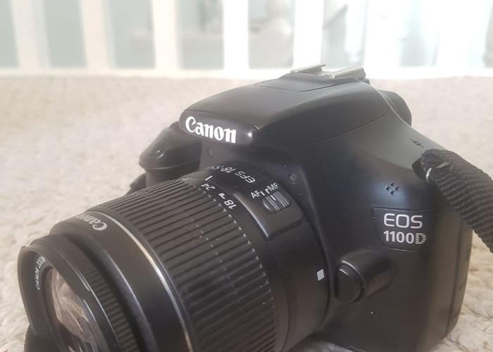 EOS 1100D Digital SLR Camera - 1