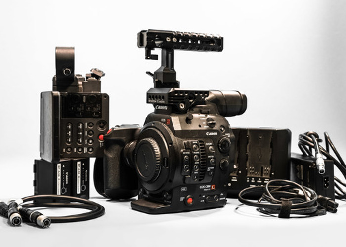 Rent Canon EOS C300 Mark II (A) in New York