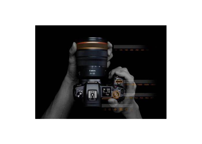 EOS R with RF 24-105 f4 L lens - 1