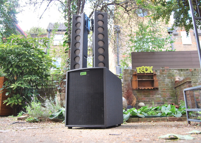 "EPA Sound ""Trio"" PA System - 1"