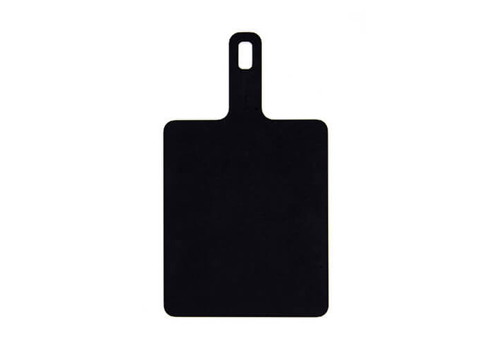 Epicurean Handy Series Cutting and Chopping Board, Compressed Wood Composite Black Slate, 22.5 x 17.5 x 0.5 cm - 1