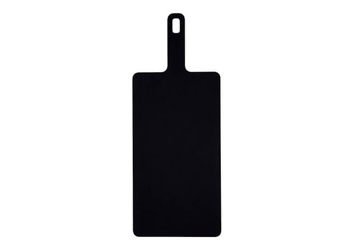 Epicurean Handy Series Cutting and Chopping Board, Compressed Wood Composite Black Slate, 35 x 17.5 x 0.5 cm - 1