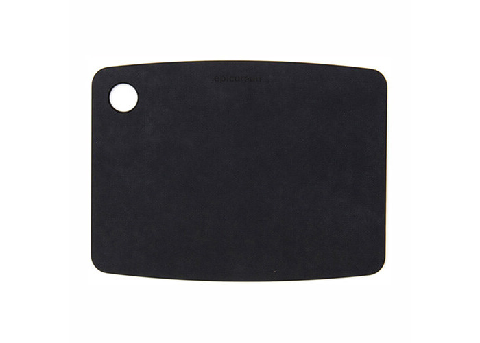 Epicurean Kitchen Series Cutting and Chopping Board, Compressed Wood Composite Black Slate, 20 x 15 x 0.6 cm - 1
