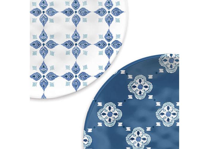 Epicurean Kyoto Side Plates Set of 4 - 2