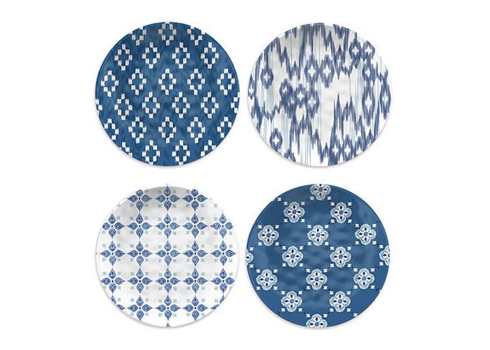 Epicurean Kyoto Side Plates Set of 4 - 1