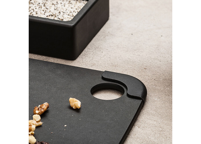 Epicurean Non Slip medium chopping board black - 2