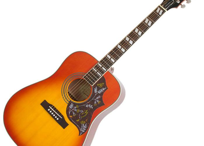 Epiphone Acoustic Guitar  - 1