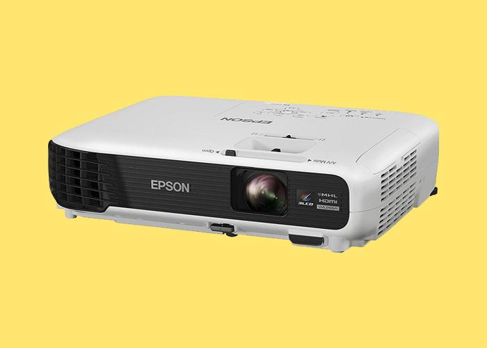 Epson EB-U04 Full HD 1080p Home Cinema/Gaming Projector - 1