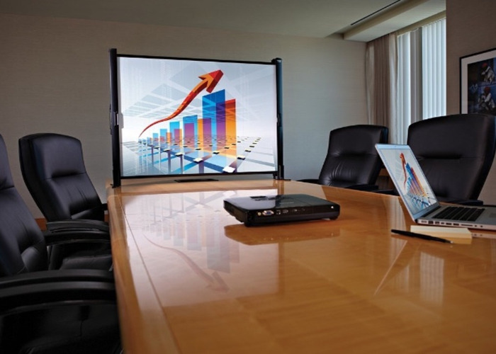 Epson ELPSC32 50 inch Projector Screen - 2