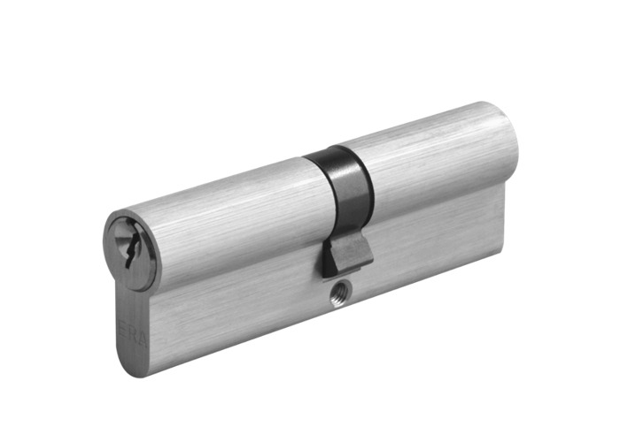 ERA 6-Pin Euro Double Cylinder - 110mm 50/60 (45/10/55) KD SC - 1