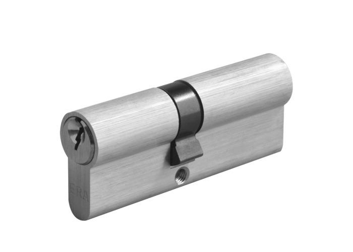 ERA 6-Pin Euro Double Cylinder - 90mm 35/55 (30/10/50) KD SC - 1