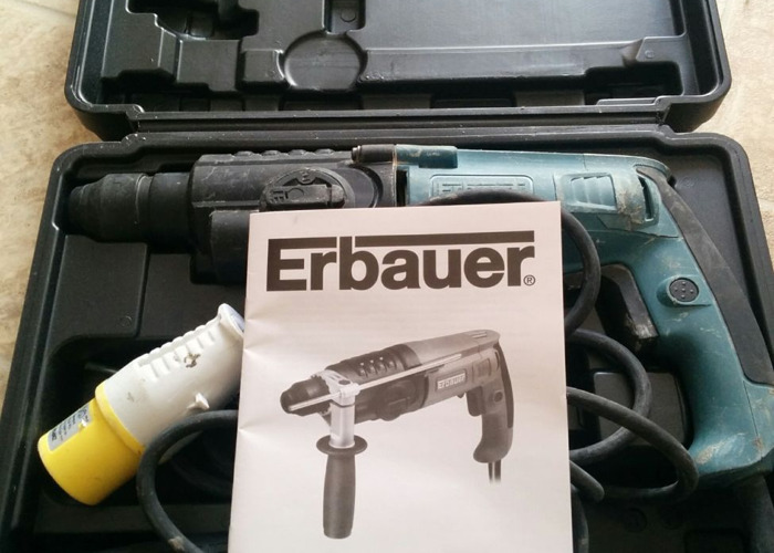 Erbauer 110v SDS Drill 2Kg - 1