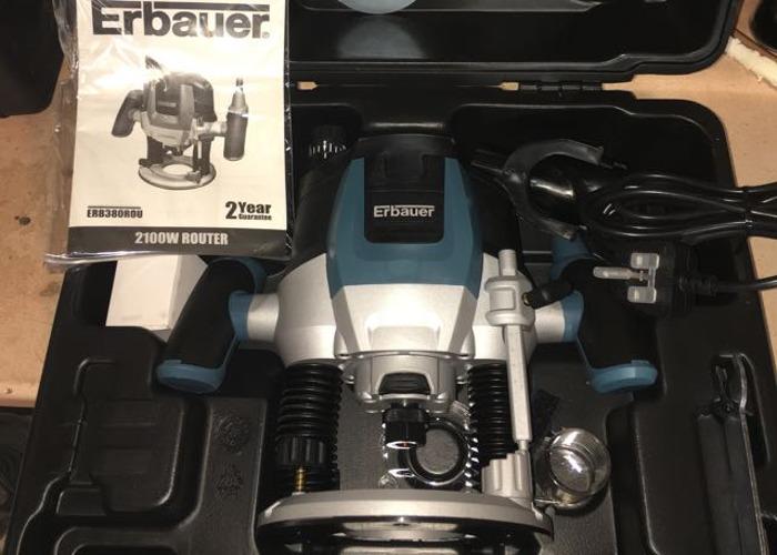 Erbauer 2100w Router - 1