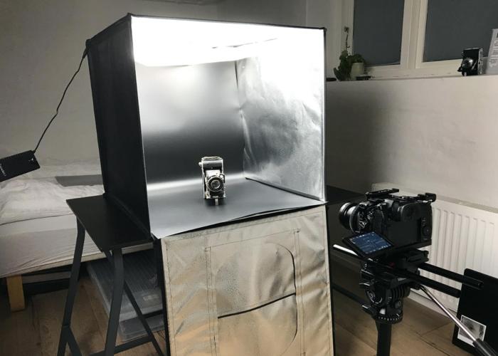 "ESDDI Studio Light Box 24""x 24""/60 * 60cm Portable Tent  - 1"
