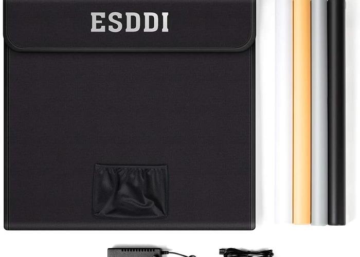 "ESDDI Studio Light Box 24""x 24""/60 * 60cm Portable Tent  - 2"